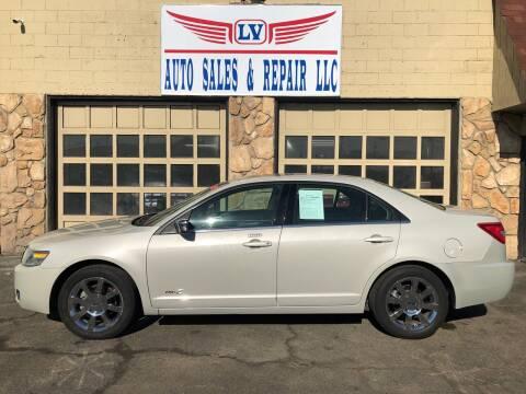 2007 Lincoln MKZ for sale at LV Auto Sales & Repair, LLC in Yakima WA
