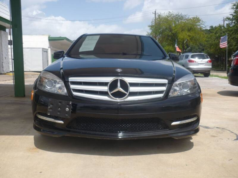 2011 Mercedes-Benz C-Class for sale at Auto Outlet Inc. in Houston TX