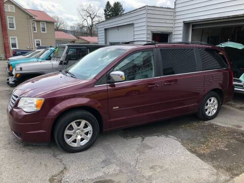 2008 Chrysler Town and Country for sale at George's Used Cars Inc in Orbisonia PA