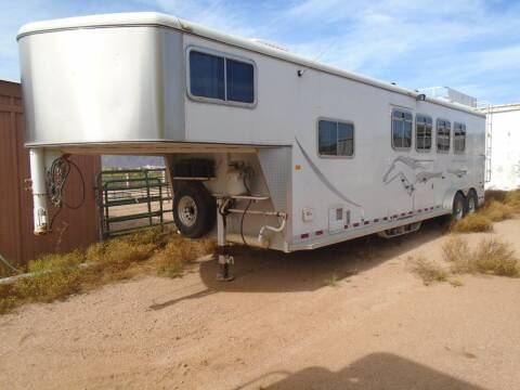 2004 Logan Coach Qualifier 100X for sale at COPPER STATE MOTORSPORTS in Phoenix AZ