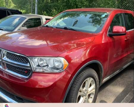 2013 Dodge Durango for sale at Family First Auto in Spartanburg SC