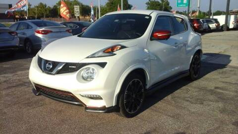2015 Nissan JUKE for sale at Ital Auto in Oklahoma City OK