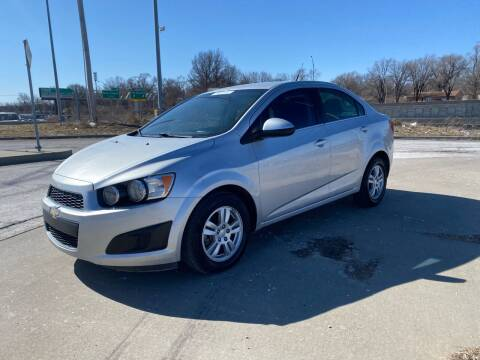 2013 Chevrolet Sonic for sale at Xtreme Auto Mart LLC in Kansas City MO