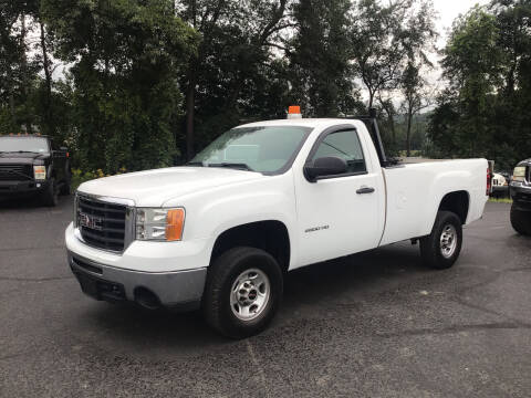 2010 GMC Sierra 2500HD for sale at AFFORDABLE AUTO SVC & SALES in Bath NY