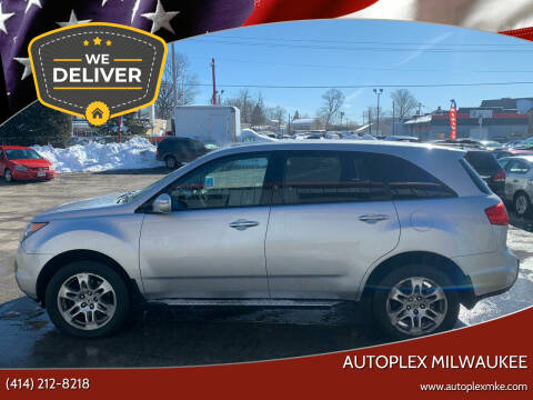 2008 Acura MDX for sale at Autoplex 2 in Milwaukee WI