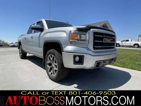 2014 GMC Sierra 1500 for sale at Auto Boss in Woods Cross UT