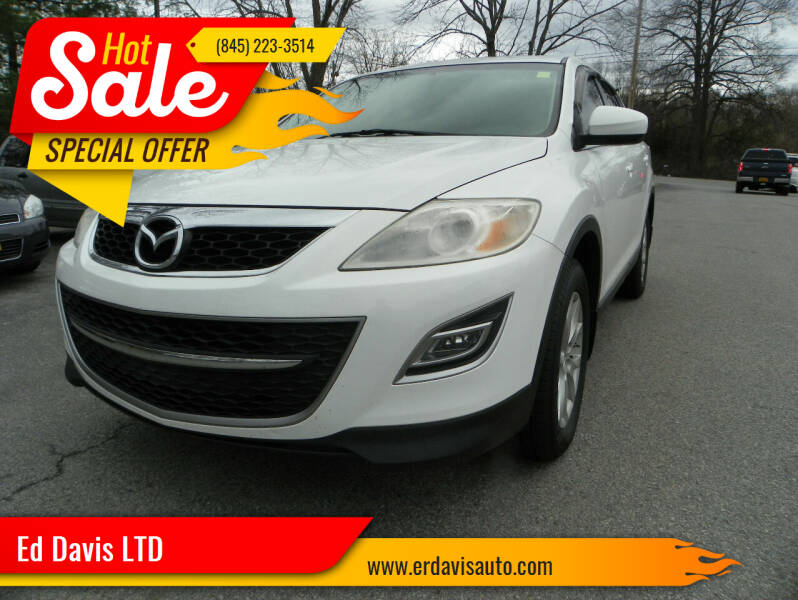 2011 Mazda CX-9 for sale at Ed Davis LTD in Poughquag NY