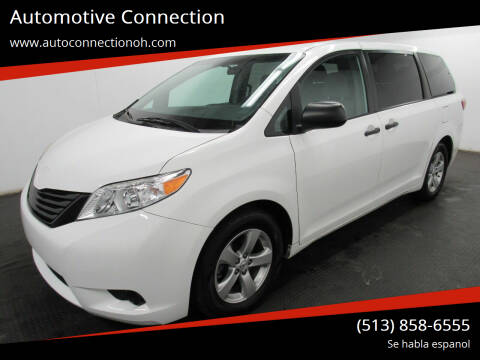 2016 Toyota Sienna for sale at Automotive Connection in Fairfield OH
