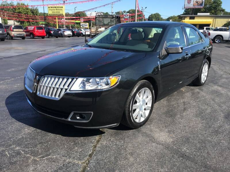 2010 Lincoln MKZ for sale at IMPALA MOTORS in Memphis TN