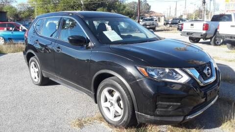 2017 Nissan Rogue for sale at RICKY'S AUTOPLEX in San Antonio TX
