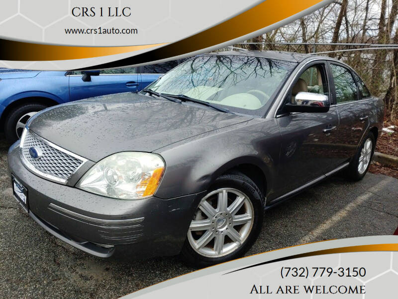 2006 Ford Five Hundred for sale at CRS 1 LLC in Lakewood NJ