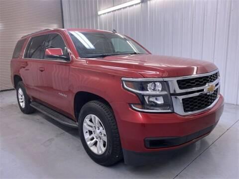 2015 Chevrolet Tahoe for sale at JOE BULLARD USED CARS in Mobile AL