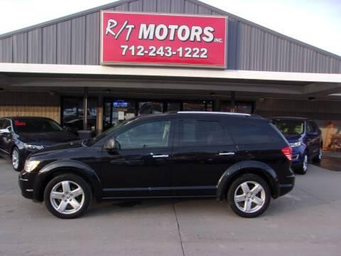2009 Dodge Journey for sale at RT Motors Inc in Atlantic IA