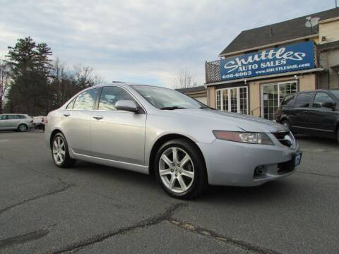 2004 Acura TSX for sale at Shuttles Auto Sales LLC in Hooksett NH