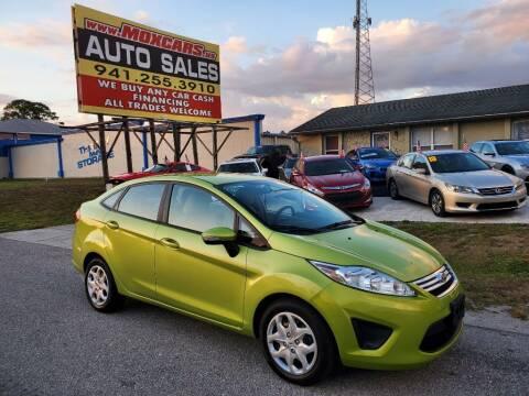 2013 Ford Fiesta for sale at Mox Motors in Port Charlotte FL