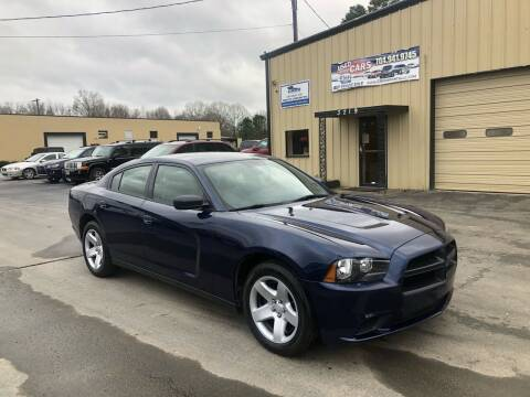 2011 Dodge Charger for sale at EMH Imports LLC in Monroe NC