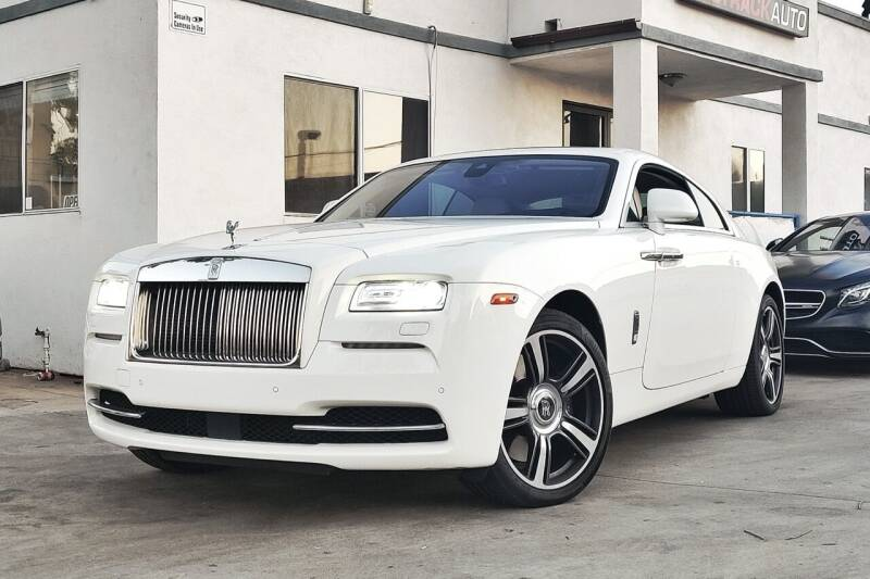 2014 Rolls-Royce Wraith for sale at Fastrack Auto Inc in Rosemead CA