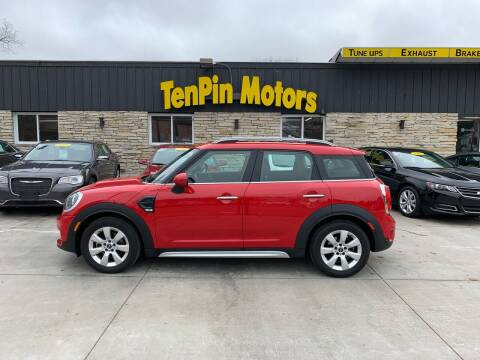 2019 MINI Countryman for sale at TenPin Motors LLC in Fort Atkinson WI