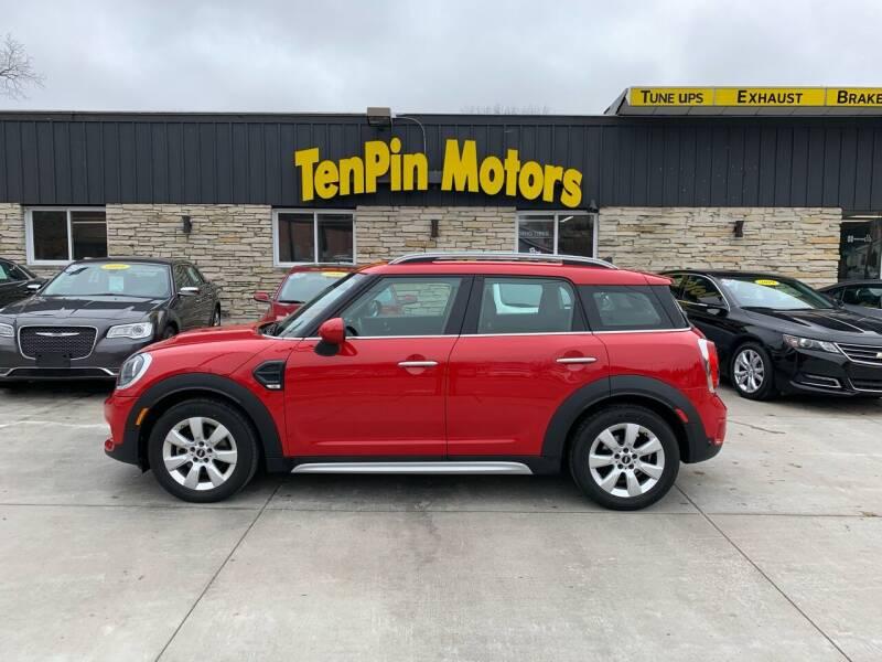 2019 MINI Countryman for sale at TenPin Motors LLC in Fort Atkinson WI