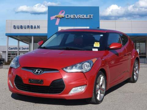 2012 Hyundai Veloster for sale at Suburban Chevrolet of Ann Arbor in Ann Arbor MI
