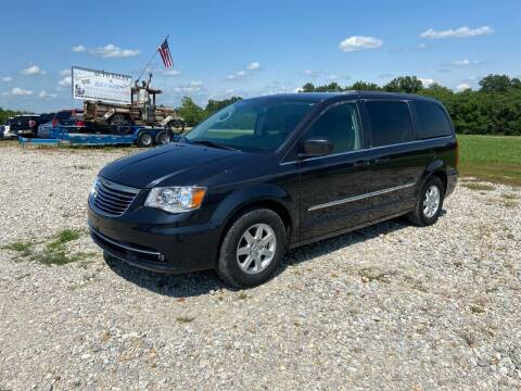2013 Chrysler Town and Country for sale at Ken's Auto Sales & Repairs in New Bloomfield MO