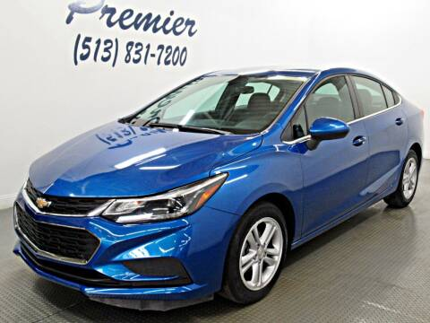 2017 Chevrolet Cruze for sale at Premier Automotive Group in Milford OH