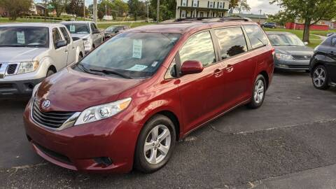 2011 Toyota Sienna for sale at Kidron Kars INC in Orrville OH