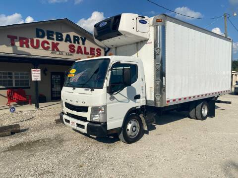 2015 Mitsubishi FE160 REFRIGERATED for sale at DEBARY TRUCK SALES in Sanford FL