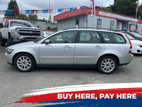 2006 Volvo V50 for sale at Valley Sports Cars in Des Moines WA