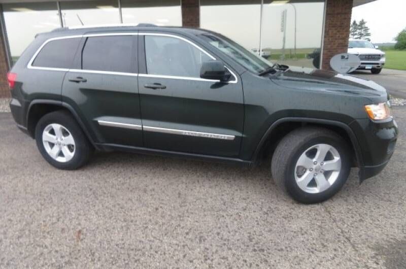 2011 Jeep Grand Cherokee for sale at DAKOTA CHRYSLER CENTER in Wahpeton ND
