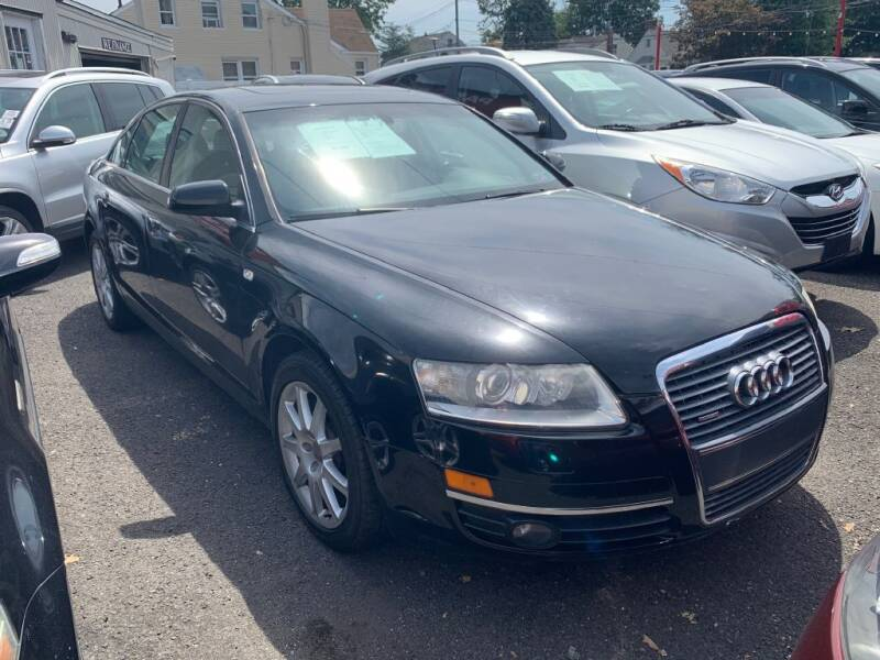 2005 Audi A6 for sale at Park Avenue Auto Lot Inc in Linden NJ