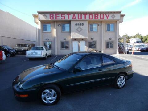1999 Acura Integra for sale at Best Auto Buy in Las Vegas NV