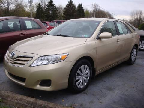 2011 Toyota Camry for sale at Jay's Auto Sales Inc in Wadsworth OH
