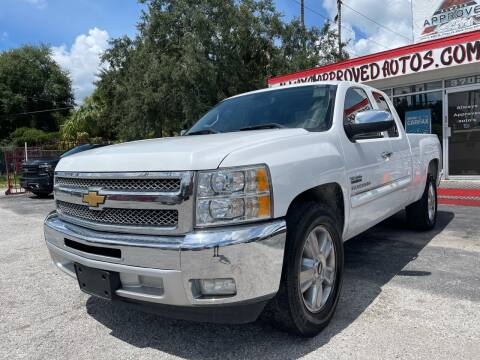 2012 Chevrolet Silverado 1500 for sale at Always Approved Autos in Tampa FL