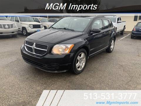2009 Dodge Caliber for sale at MGM Imports in Cincannati OH