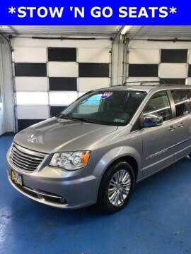 2015 Chrysler Town and Country for sale at Ron's Automotive in Manchester MD