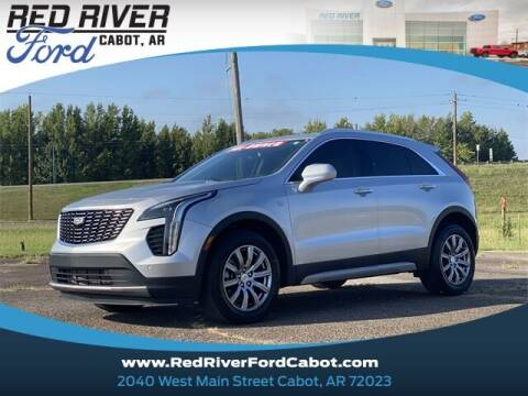 2019 Cadillac XT4 for sale at RED RIVER DODGE - Red River of Cabot in Cabot, AR
