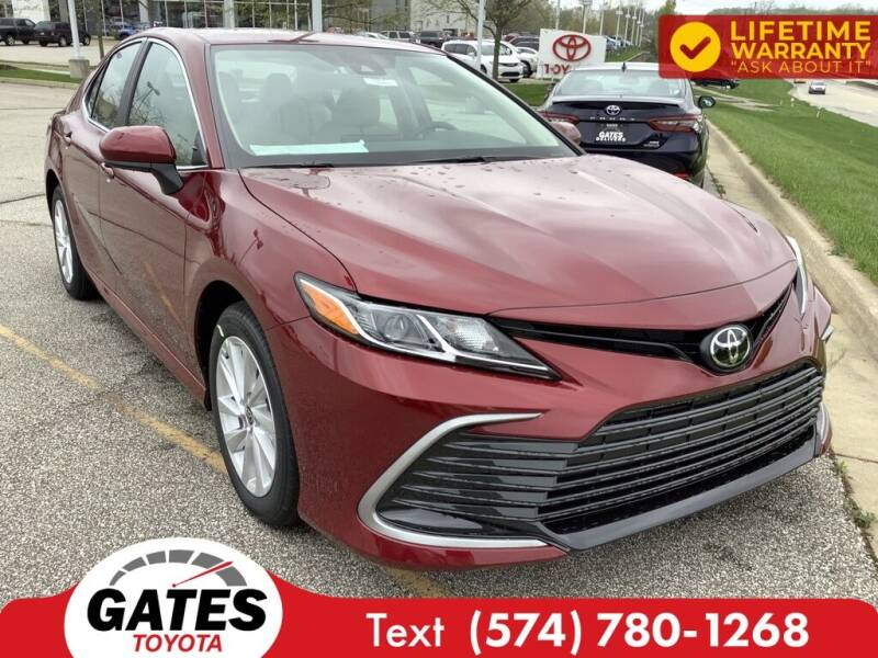2021 Toyota Camry for sale in South Bend, IN