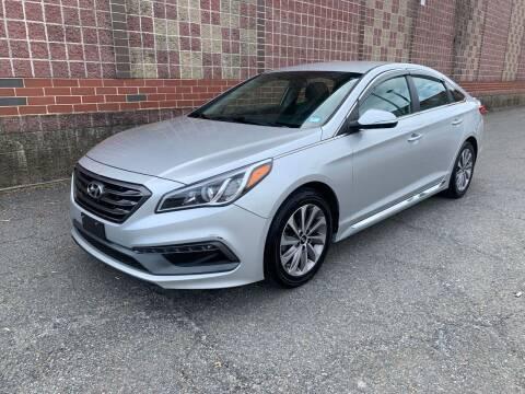 2016 Hyundai Sonata for sale at EBN Auto Sales in Lowell MA