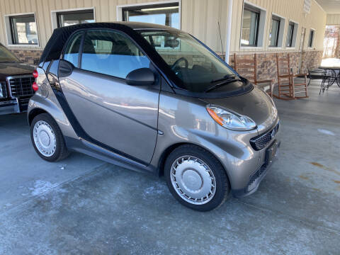 2013 Smart fortwo for sale at McCully's Automotive - Under $10,000 in Benton KY