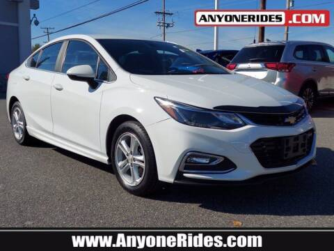 2016 Chevrolet Cruze for sale at ANYONERIDES.COM in Kingsville MD