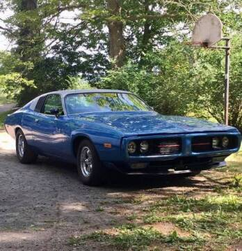 1975 Dodge Charger for sale at Classic Car Deals in Cadillac MI