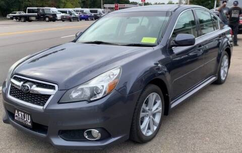 2014 Subaru Legacy for sale at Ultra Auto Center in North Attleboro MA