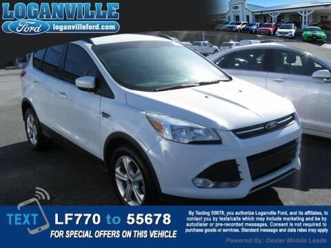 2016 Ford Escape for sale at Loganville Ford in Loganville GA