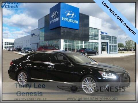 2014 Lexus LS 460 for sale at Terry Lee Hyundai in Noblesville IN
