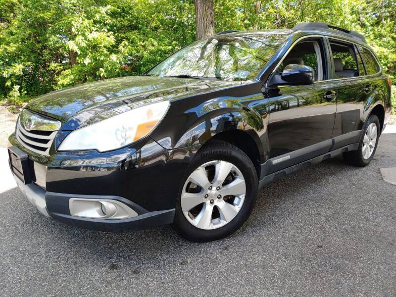 2010 Subaru Outback for sale at CRS 1 LLC in Lakewood NJ