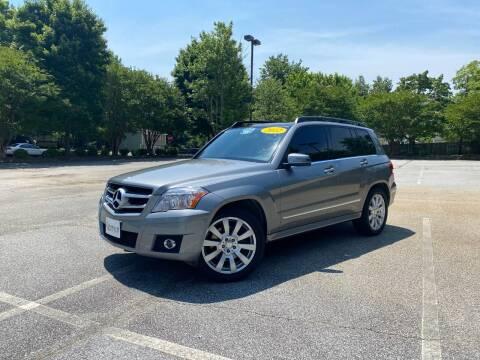 2012 Mercedes-Benz GLK for sale at Uniworld Auto Sales LLC. in Greensboro NC