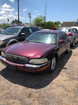 2003 Buick Park Avenue for sale at Jerry Allen Motor Co in Beaumont TX