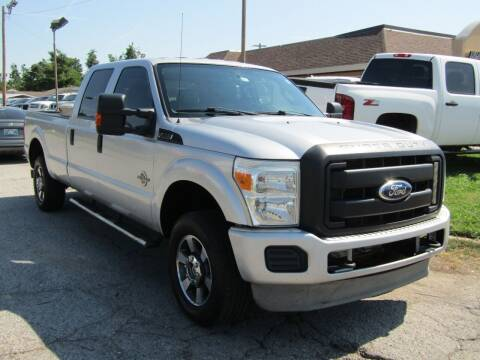 2011 Ford F-250 Super Duty for sale at Dealer One Auto Credit in Oklahoma City OK