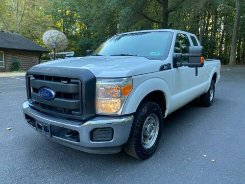 2016 Ford F-250 Super Duty for sale at Bowie Motor Co in Bowie MD